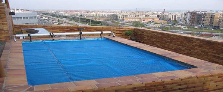 mantas termicas para piscinas grupoyuste