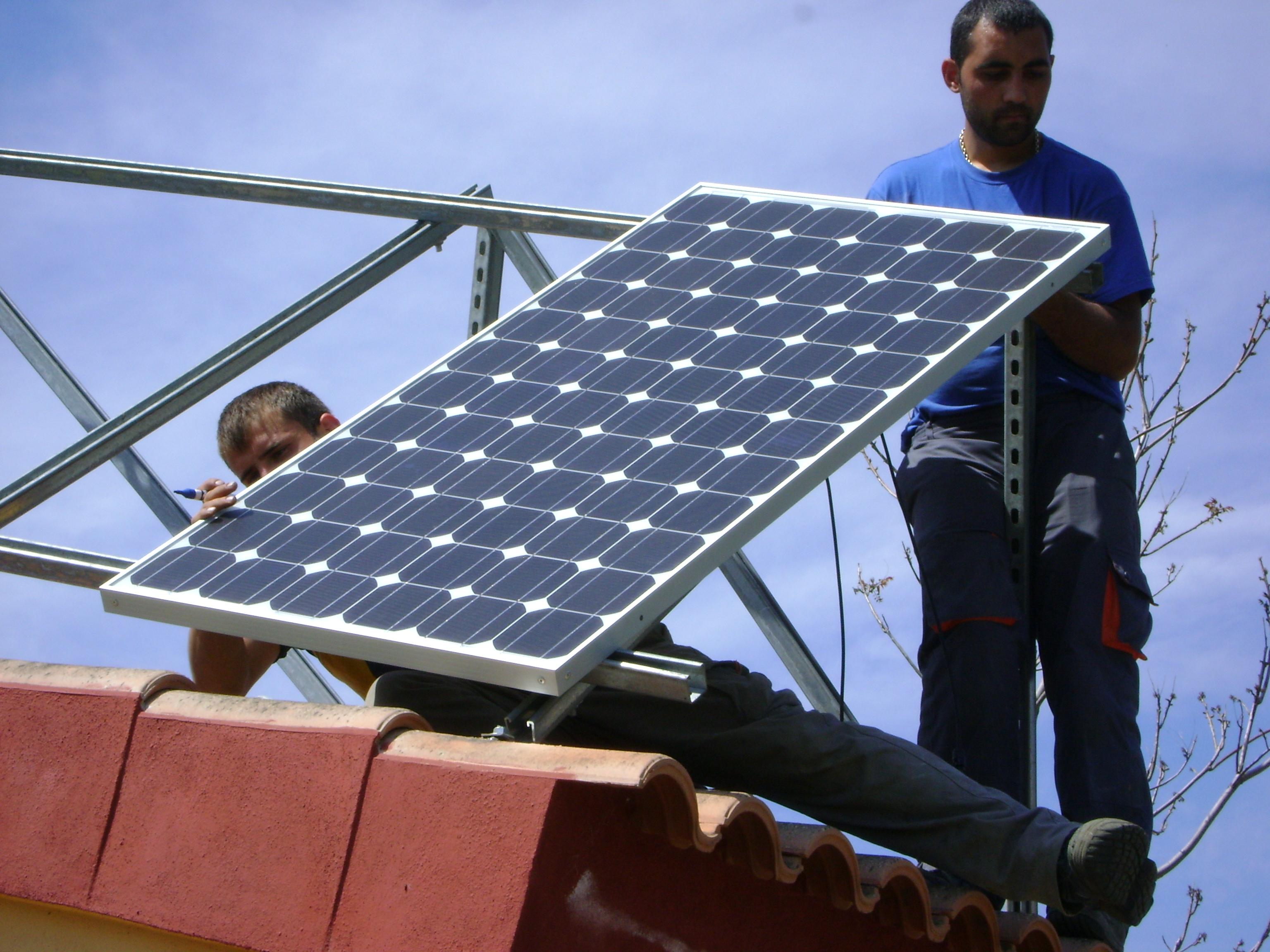 Instalar Placas Solares en Casa