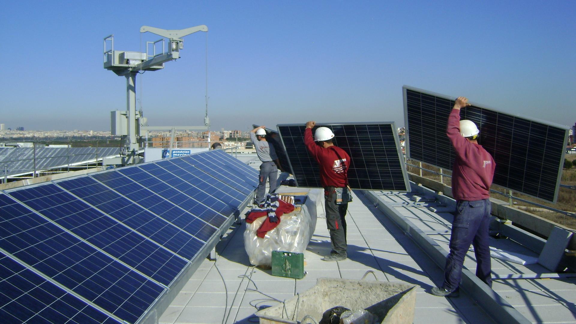 precios placas solares fotovoltaicas grupoyuste