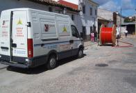 LINEA MEDIA TENSION PARA CT SAN MARTIN DE VALDEIGL